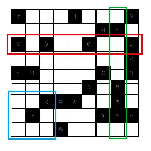 Regole di sudoku for Sudoku facile da stampare